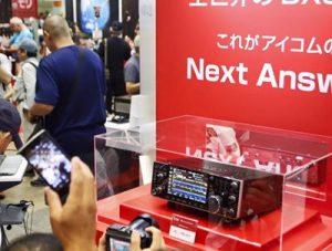 The new IC-7610 (Photo: Icom UK)
