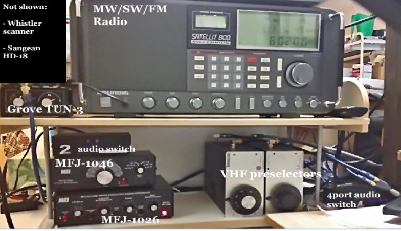 High Quality for TECSUN AN-100 AM//FM Antenna For FM Radio Tunable Medium Wave Ga