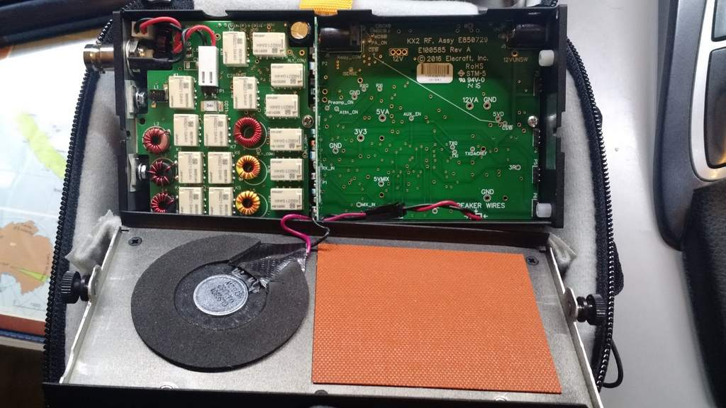 A review of the Elecraft KX2 general coverage QRP transceiver | The