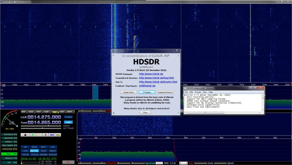 HDSDR | The SWLing Post