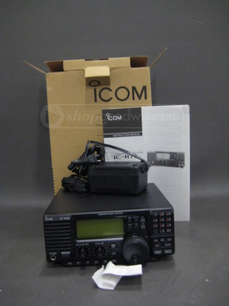 icom-ic-r75-goodwill