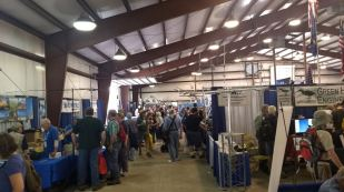 2017 Hamvention Inside Exhibits - 1 of 132 (84)
