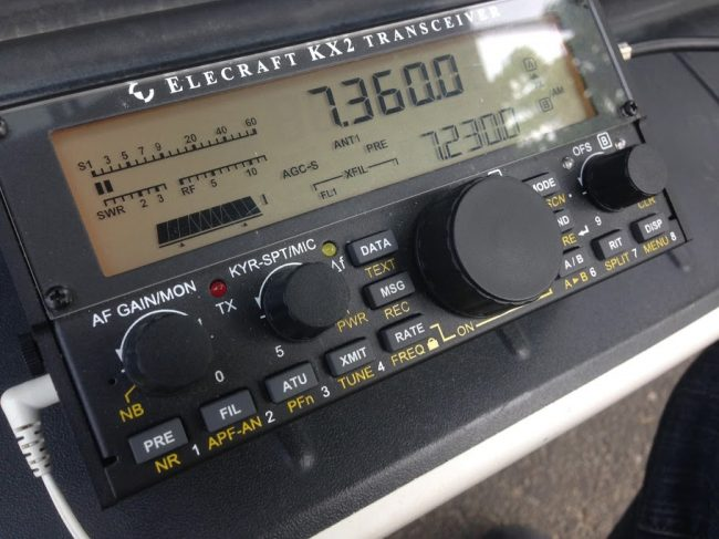 A $25 upgrade for the Elecraft KX2 | The SWLing Post