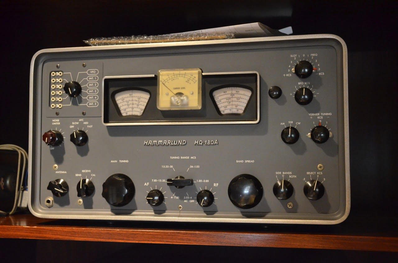 VFO 1000 UNIVERSAL FOR HAMMARLUND HALLICRAFTERS NATIONAL /& OTHERS