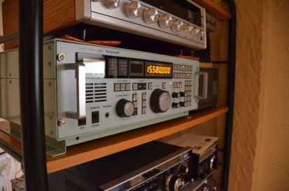 JRC NRD-630-Side