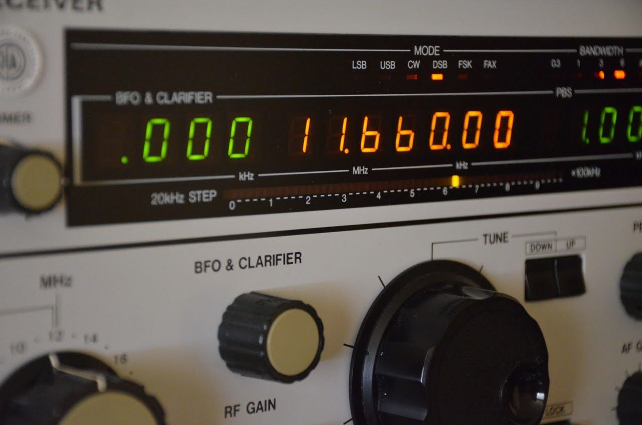 How to hear BBC Click on shortwave | The SWLing Post