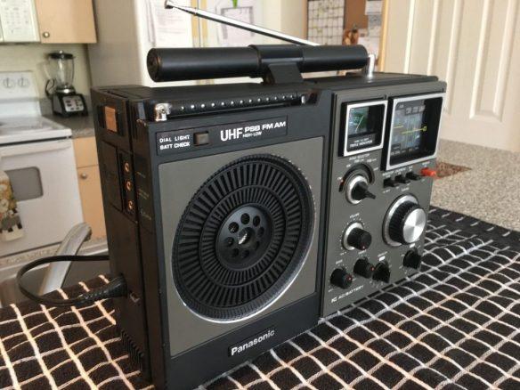 National Panasonic RF 1170