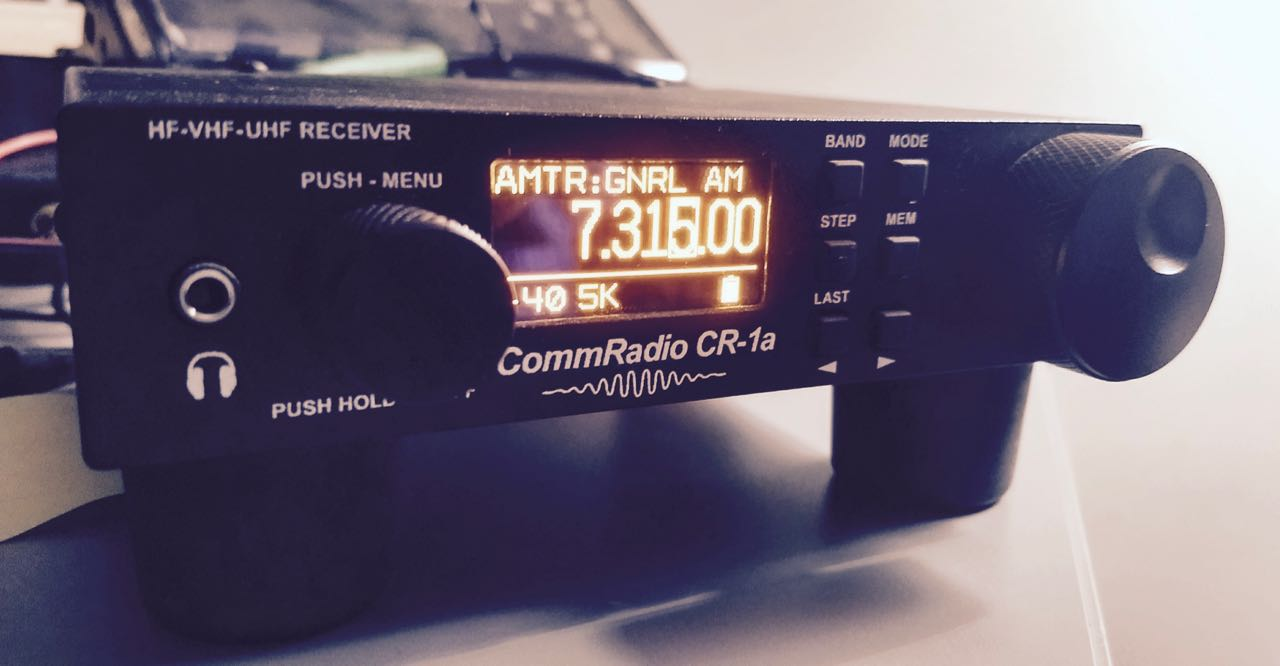 CommRadio CR-1a | The SWLing Post