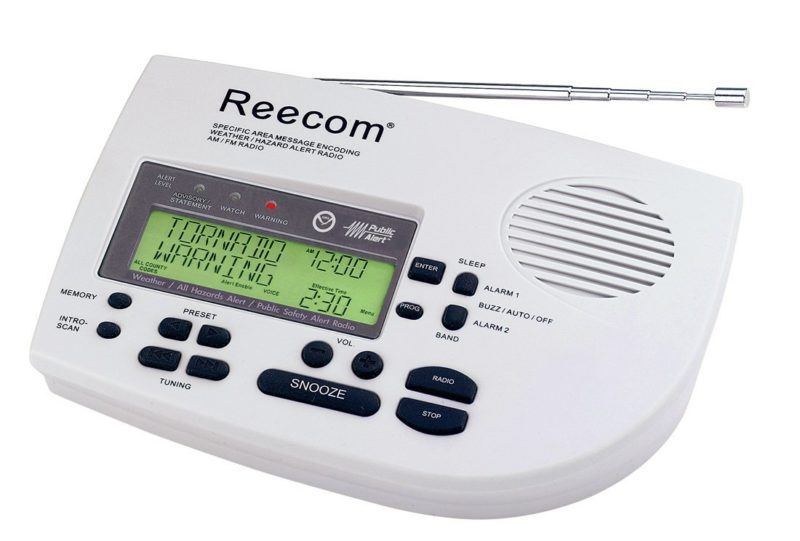 22aa68e67a3 Weather Radio Review  Grant recommends the Reecom R-1650