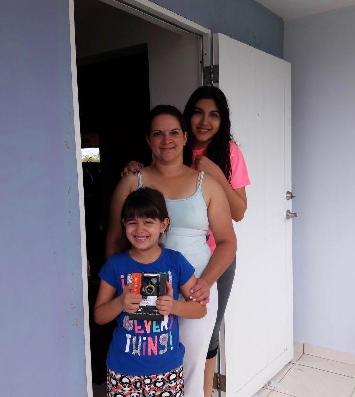 Amateur puerto rican girls