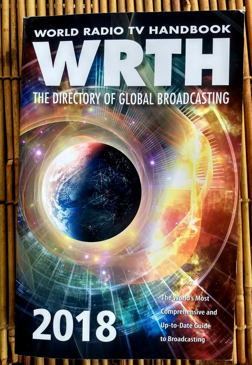 World radio and tv handbook the swling post i received my copy of the 2018 world radio and tv handbook wrth directly from the publisher yesterday just prior to my christmas holiday travels fandeluxe Gallery