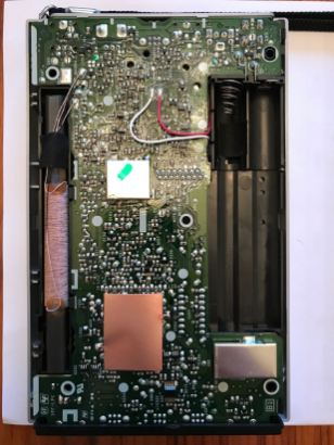 Sony ICF-SW7600GR-Internal- - 2