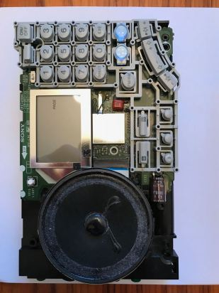 Sony ICF-SW7600GR-Internal- - 3