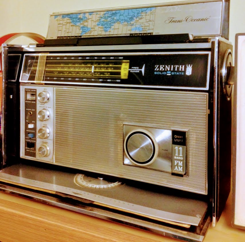 Did your first shortwave radio change your world? | The