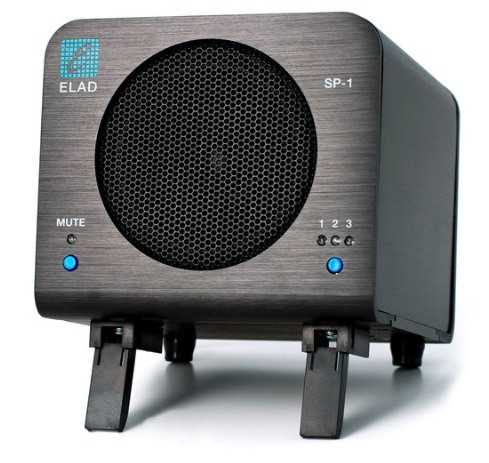 ELAD SP-1 Speaker Front