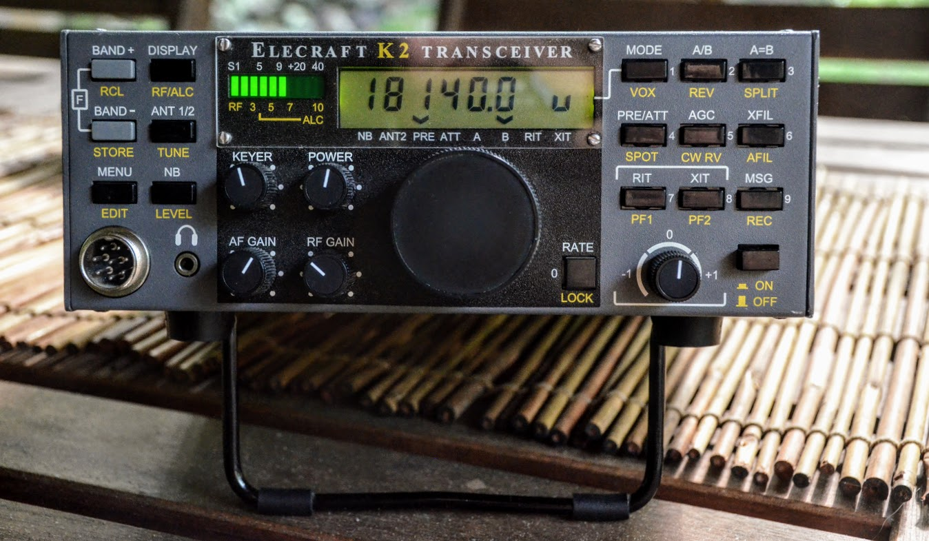 Elecraft KX1 | The SWLing Post