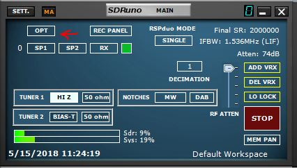 A review of the SDRplay RSPduo 14-bit dual tuner SDR   The