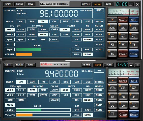 A review of the SDRplay RSPduo 14-bit dual tuner SDR | The SWLing Post
