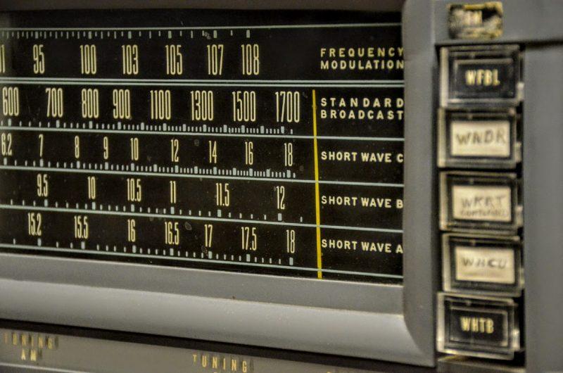 Jim's Vintage DX Audio Clips