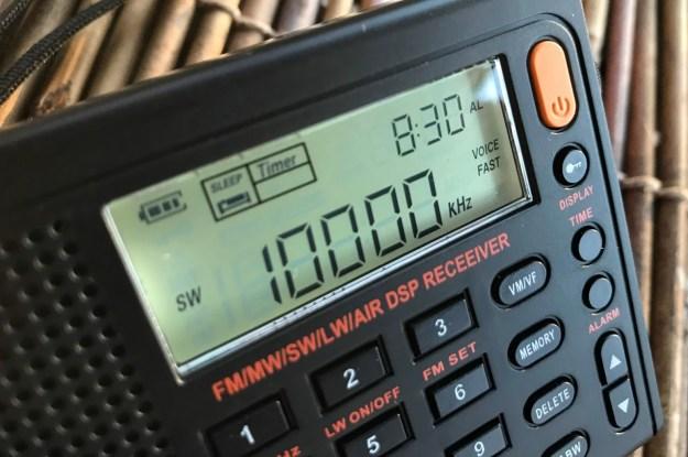 Краткий обзор: RADIWOW R-108 - новый DSP КВ приемник
