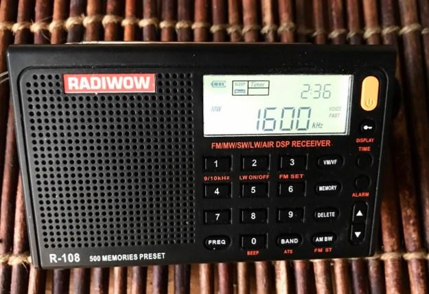 """Radiwow R-108 - """"пораженки"""" на СВ"""