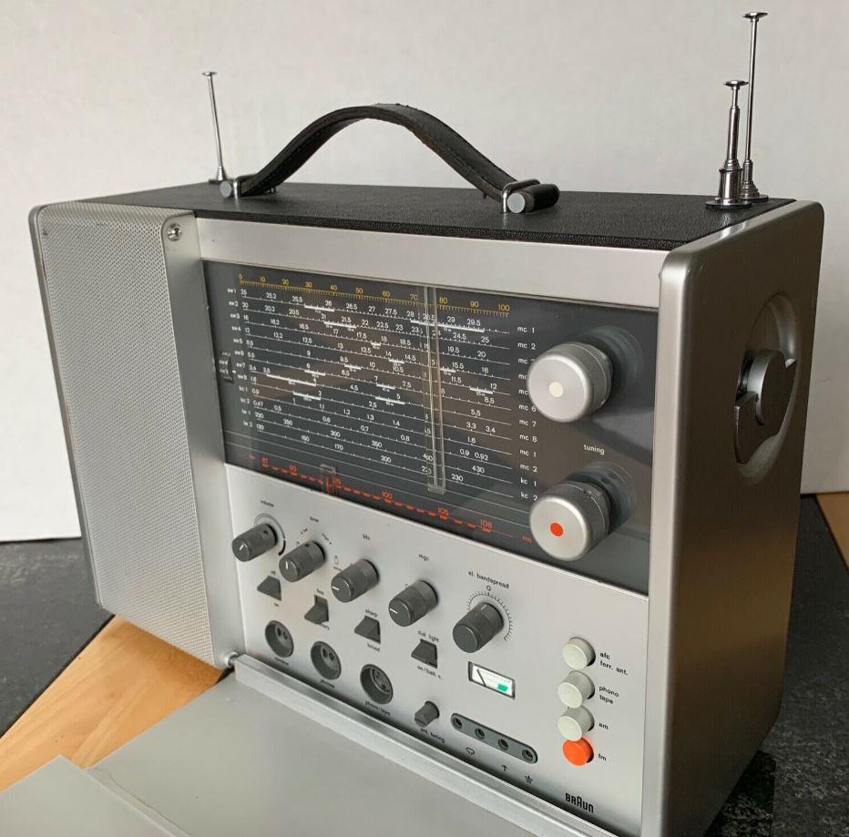 eBay Find: The Dieter Rams Braun T1000CD
