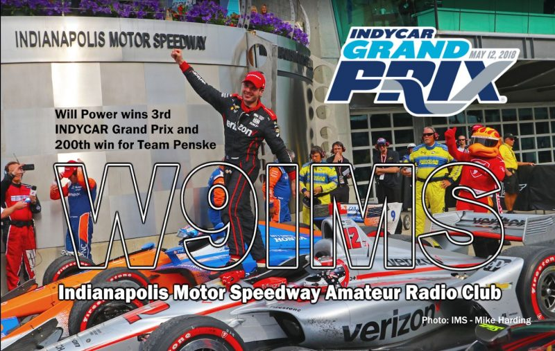 W9IMS: New season of Indianapolis Motor Speedway-themed special
