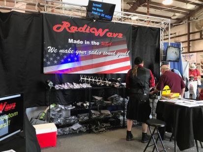 2019 Hamvention Inside Exhibits - 102 of 129