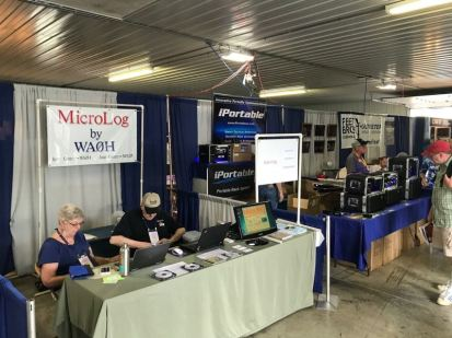 2019 Hamvention Inside Exhibits - 118 of 129