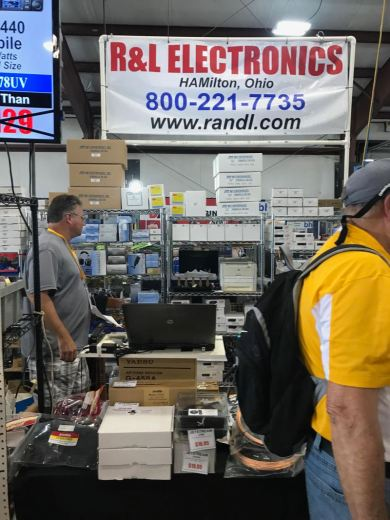 2019 Hamvention Inside Exhibits - 51 of 129