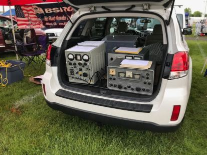 Hamvention 2019 Flea Market Photos - 45 of 103