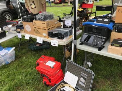Hamvention 2019 Flea Market Photos - 74 of 103
