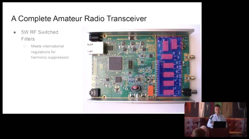 The Hermes-Lite SDR: an open source HF transceiver based on a