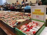 Huntsville Hamfest Flea Market - 100 of 130