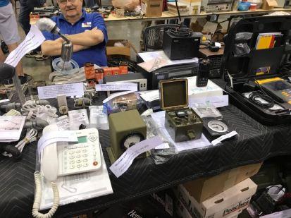 Huntsville Hamfest Flea Market - 88 of 130