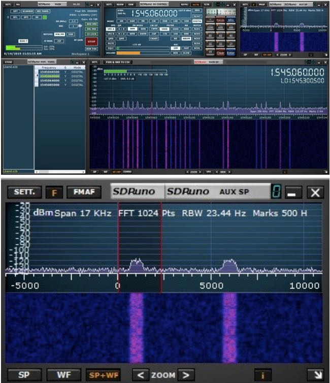 Guest Post: Decoding Inmarsat L-Band AERO and STD-C messages