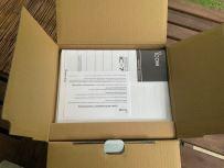 Icom IC-705 Transceiver Unboxing - 5