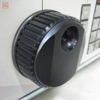 NRD-240 Knob closeup