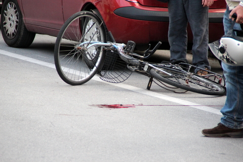http://www.dreamstime.com/stock-photo-invested-cyclist-accident-image24219890