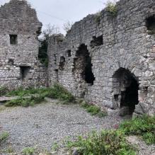 Bryn Euryn Ruins