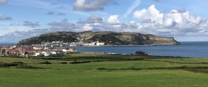 Llandudno and Great Orme from Little Orme