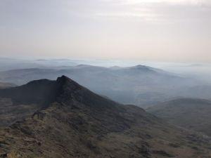 Snowdon Summit - Watkin Path