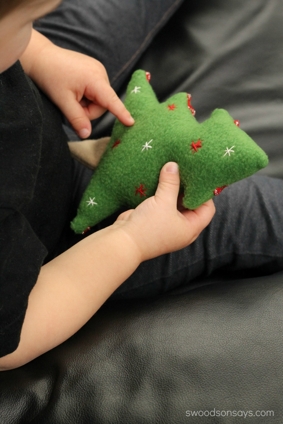 Christmas Tree Softie
