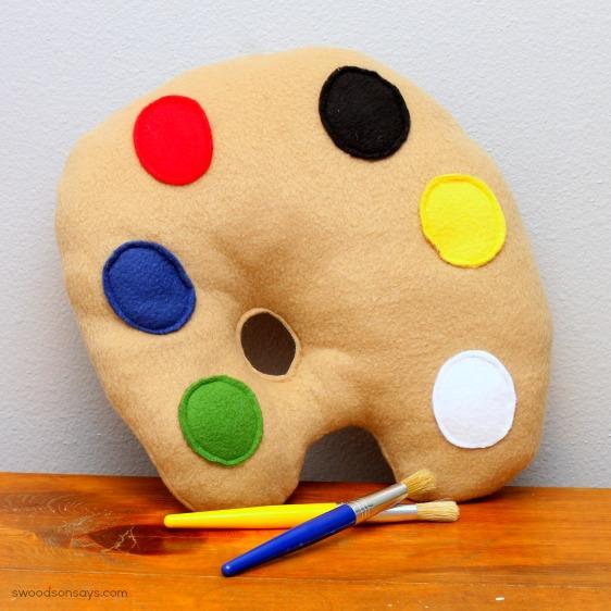 artist palette softie