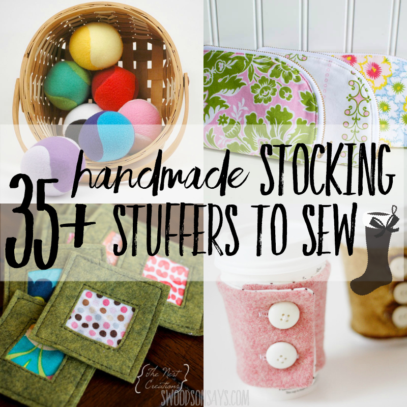 handmade stocking stuffers free tutorials
