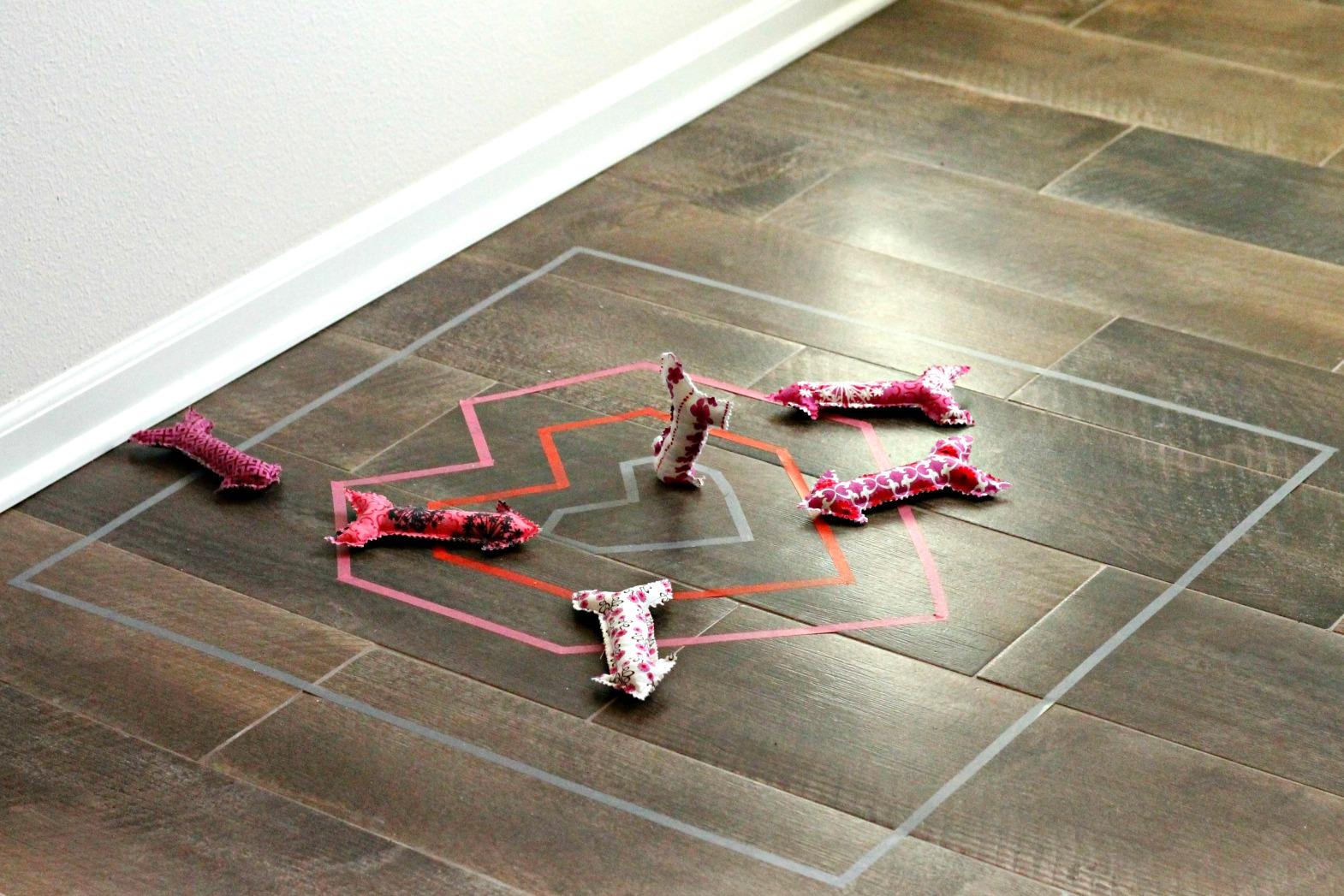 diy valentine game idea