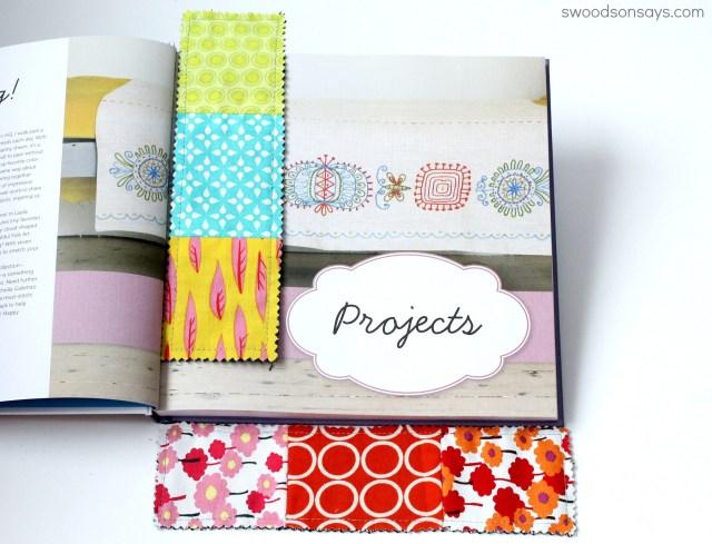 fabric scrap tutorial idea