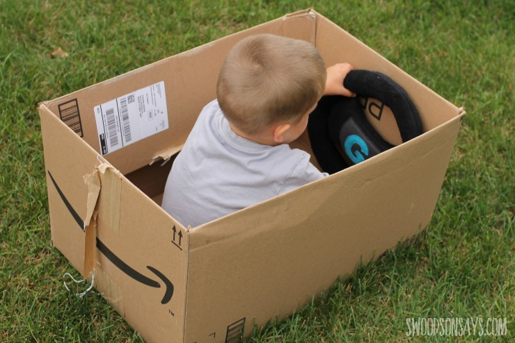 Little Driver Wheel Softie