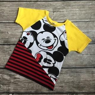 asymmetrical shirt sewing pattern