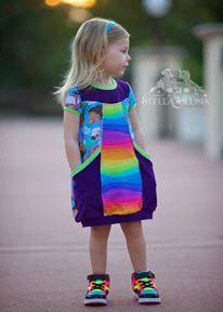 big pocket dress sewing pattern